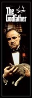 Godfather - Cat Wall Poster