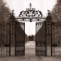 Hampton Gate Fine Art Print