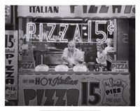 Hot Italian Pizza Fine Art Print