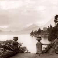 Villa Monastero, Lago di Como Fine Art Print