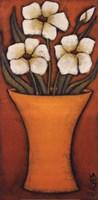 Flores Brancas I Framed Print
