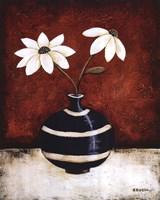 Floral Whimsey I Fine Art Print