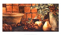 Tiled Still Life II Fine Art Print