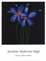 Petite Bleu Fine Art Print