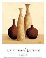 Simplistic II Fine Art Print