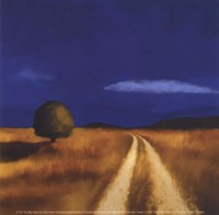 "The Way Home by Tandi Venter - 5"" x 5"", FulcrumGallery.com brand"