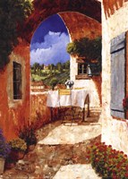 "The Days of Wine and Roses by Gilles Archambault - 5"" x 7"", FulcrumGallery.com brand"