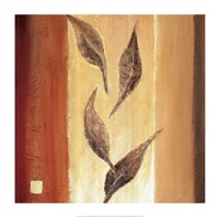 Leaf Innuendo I Fine Art Print