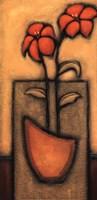 Fleurs de Soleil II Fine Art Print