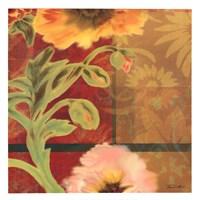 "Kaleidoscope II by Tandi Venter - 20"" x 20"", FulcrumGallery.com brand"