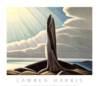North Shore, Lake Superior Framed Print