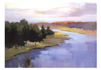 Royal River Fine Art Print