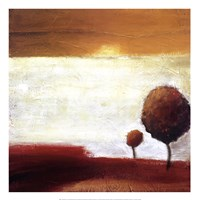 Treetops III Fine Art Print