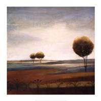 Tranquil Plains II Fine Art Print