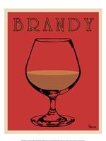 """12"""" x 16"""" Brandy"""