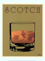 Scotch Framed Print