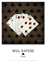 "Flush by Will Rafuse - 12"" x 16"""