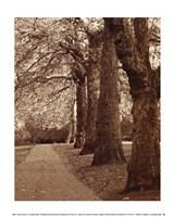 """Autumn Stroll I by Boyce Watt - 10"""" x 12"""" - $10.49"""