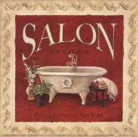 "SalonPourFemme by Charlene Winter Olson - 6"" x 6"""