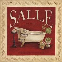 "SalledeBain by Charlene Winter Olson - 12"" x 12"""