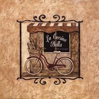 LaCucinaBella Fine Art Print