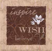 "Inspire by Carol Robinson - 6"" x 6"", FulcrumGallery.com brand"