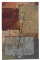 "Water Leaf II by Richard Ivy - 24"" x 36"", FulcrumGallery.com brand"