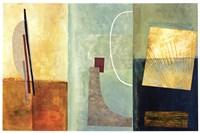 """Half Moon by Viola Lee - 36"""" x 24"""""""
