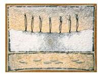 Seven Tied Fine Art Print
