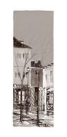Vue De Montmartre I Fine Art Print