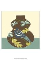 Take Wing in Blue III Fine Art Print