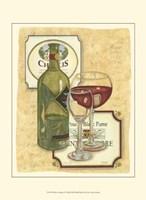 Small Wine Tasting I Fine Art Print