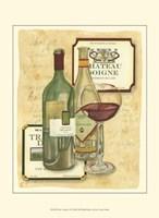 Small Wine Tasting II Fine Art Print
