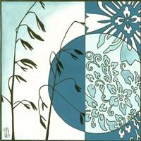 Kimono Garden III Fine Art Print