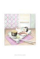 """Sunakku II by Megan Meagher - 13"""" x 19"""""""