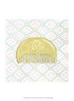 """Japanese Comb IV by Megan Meagher - 10"""" x 13"""""""