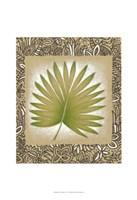 "Exotic Palm Leaf II by Vision Studio - 13"" x 19"""