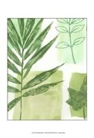 "Leaf Impressions I by Vision Studio - 13"" x 19"", FulcrumGallery.com brand"
