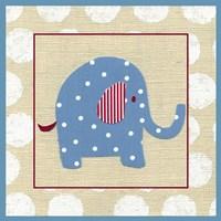 Katherine's Elephant by Chariklia Zarris - various sizes, FulcrumGallery.com brand