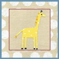 Katherine's Giraffe Fine Art Print