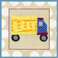 EJ's Dumptruck by Chariklia Zarris - various sizes - $13.99