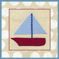 "8"" x 8"" Sailboat Pictures"