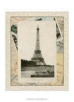 "10"" x 13"" Eiffel Tower Pictures"