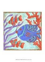 Pop Fish I Fine Art Print