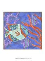 Pop Fish II Fine Art Print