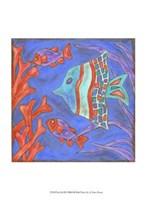 Pop Fish III Fine Art Print
