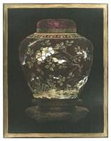 Oriental Ginger Jar I Fine Art Print