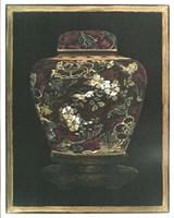 Oriental Ginger Jar II Fine Art Print