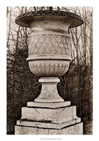 """Versailles Urn IV by Le Deley - 16"""" x 22"""", FulcrumGallery.com brand"""