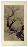 "Plum Blossom Tree by Vision Studio - 25"" x 42"", FulcrumGallery.com brand"